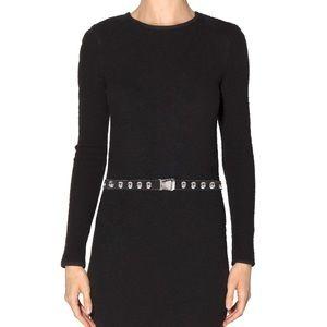 Balenciaga Accessories - BNWOT Balenciaga edgy studded belt